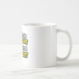 Everyday's An Adventure...Meteorologist Classic White Coffee Mug