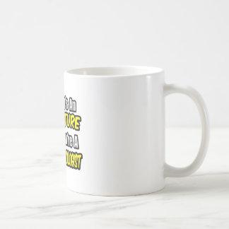 Everyday's An Adventure .. Neurophysiologist Classic White Coffee Mug