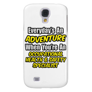 Everyday's An Adventure .. Occ Health Specialist Samsung Galaxy S4 Cover