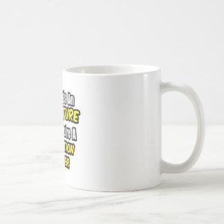 Everyday's An Adventure .. Probation Officer Coffee Mug