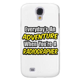 Everyday's An Adventure .. Radiographer Samsung Galaxy S4 Case