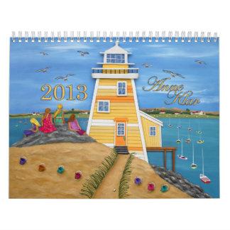 Everyhing era 2014 el calendario iluminado Anne Kl