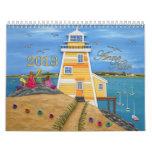 Everyhing Was Illuminated 2014 Calendar Anne Klar