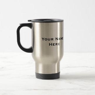 Everyman Preparedness Customizable Travel Mug