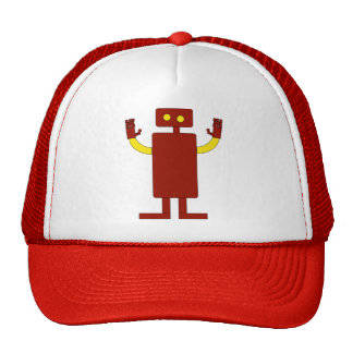 EVERYONE DESERVES THEIR OWN ROBOT TRUCKER HAT