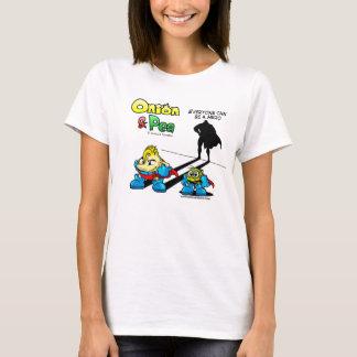 Everyone dog sees Hero Onion & Pea Women's t-shirt