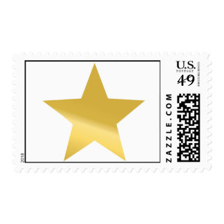 Everyone Gets A Gold Star Postage