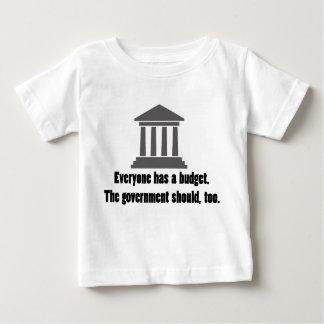 Everyone has a Budget Baby T-Shirt