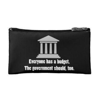 Everyone has a Budget Cosmetic Bag