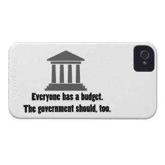 Everyone has a Budget iPhone 4 Cover