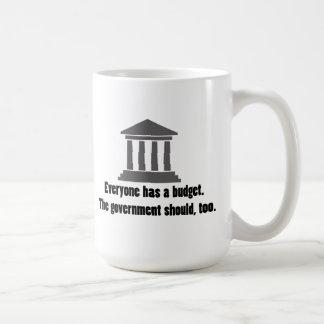 Everyone has a Budget Coffee Mug