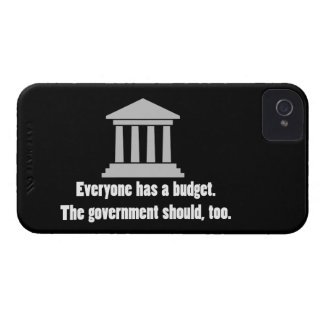 Everyone has a Budget iPhone 4 Case-Mate Cases