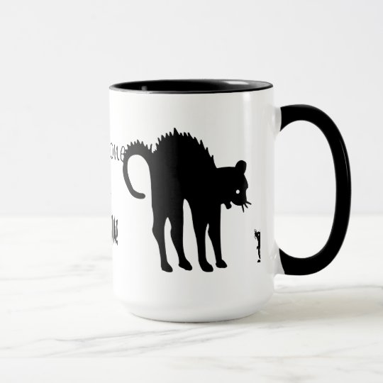 Everyone Has a Phobia Mug