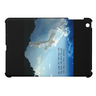 Everyone hates God until you need HIM iPad Mini Cover