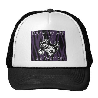 Everyone is a warrior.png trucker hat