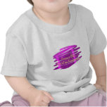 Everyone is gifted t-shirts
