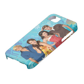 Everyone Just Sings & Surfs iPhone SE/5/5s Case