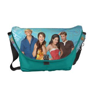 Everyone Just Sings & Surfs Messenger Bag