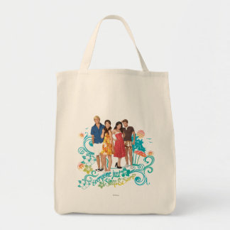 Everyone Just Sings & Surfs Tote Bag
