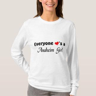 Everyone loves a Anaheim Girl T-Shirt