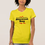 Everyone Loves a Bisexual Boy T-shirts