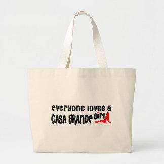 Everyone loves a Casa Grande girl Jumbo Tote Bag
