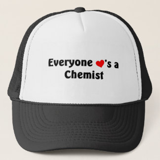 Everyone loves a chemist trucker hat