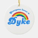 Everyone loves a ... christmas ornaments