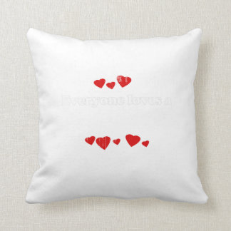 Everyone loves a Democrat - Faded.png Pillows