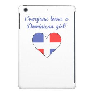 Everyone Loves A Dominican Girl iPad Mini Covers