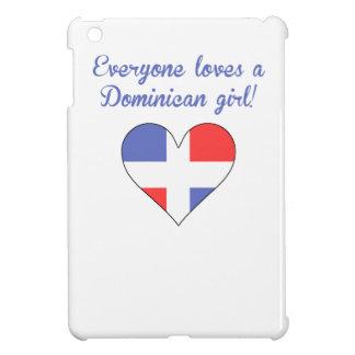 Everyone Loves A Dominican Girl iPad Mini Cover