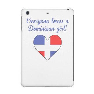 Everyone Loves A Dominican Girl iPad Mini Retina Case