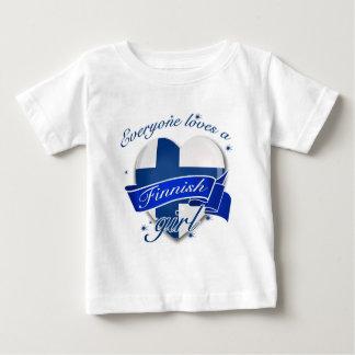 Everyone loves a Finnish Girl Tee Shirt