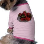 Everyone Loves a Fresh Bowl of Strawberries Doggie Tee