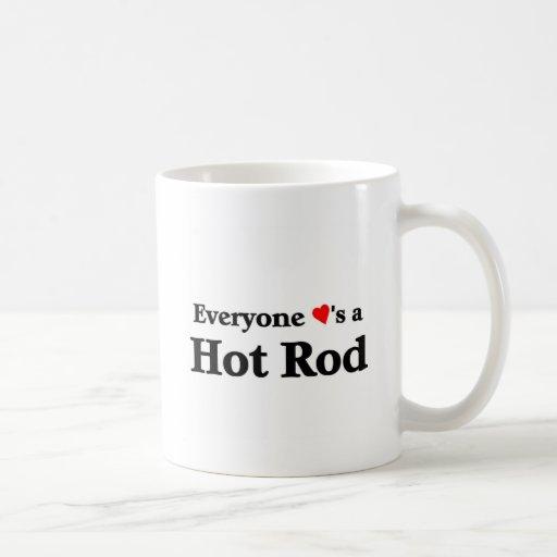 Everyone loves a Hot Rod Mugs