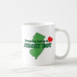Everyone Loves a Jersey Boy Coffee Mug