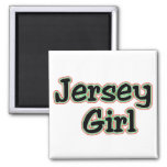 Everyone Loves a Jersey Girl Magnets