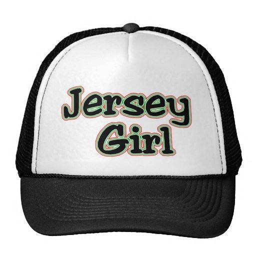 Everyone Loves a Jersey Girl Trucker Hats