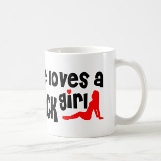 Everyone loves a Kennewick girl Classic White Coffee Mug