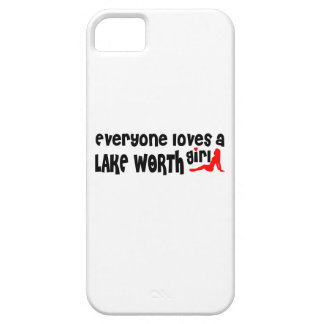 Everyone loves a Lake Worth girl iPhone 5 Covers