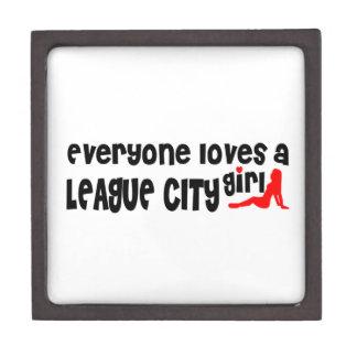 Everyone loves a League City girl Premium Gift Box
