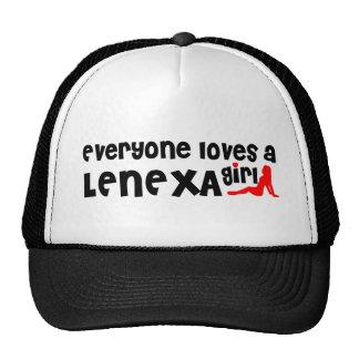 Everyone loves a Lenexa girl Trucker Hat