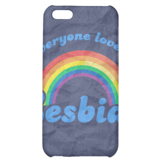 EVERYONE LOVES A LESBIAN COVER FOR iPhone 5C