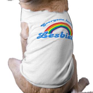 Everyone loves a Lesbian Doggie T-shirt