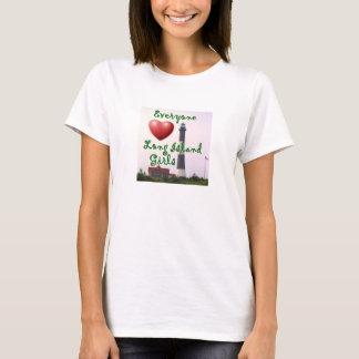 Everyone Loves a Long Island Girl T-Shirt