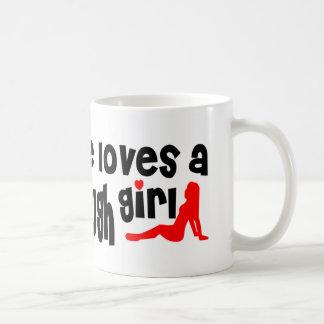 Everyone loves a Marlborough girl Classic White Coffee Mug