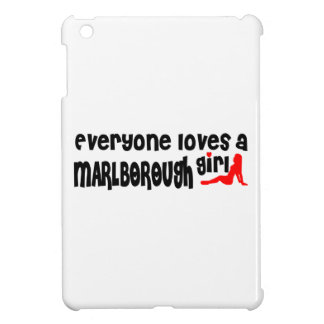 Everyone loves a Marlborough girl Cover For The iPad Mini