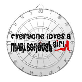 Everyone loves a Marlborough girl Dartboards