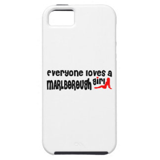 Everyone loves a Marlborough girl iPhone 5 Covers