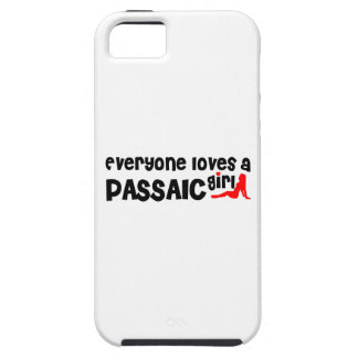 Everyone loves a Passaic girl iPhone 5 Covers